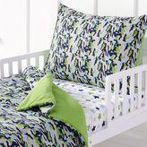 Bacati Camo Air Toddler Bedding Set
