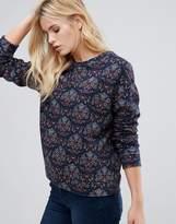 Pepe Jeans Wanda Printed Sweatshirt