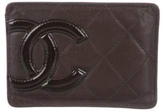 Chanel Ligne Cambon Card Case