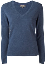 N.Peal cashmere fine-knit sweater - women - Cashmere - XS