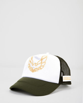 ONEBYONE - Men's Green Caps - Firebird Trucker - Size One Size at The Iconic