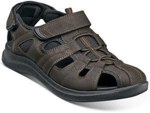 Nunn Bush Men's Rio Vista Fisherman Sandals Men's Shoes