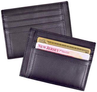 Royce Leather Royce New York Credit Card Wallet