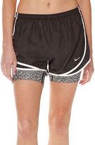 Nike 2-In-1 Tempo Print Compression Shorts