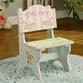 "Teamson Kids ""Time Out"" Crackled Chair"