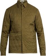 Balenciaga Zip-through quilted-nylon jacket