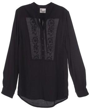Stella Forest ACH001 women's Tunic dress in Black