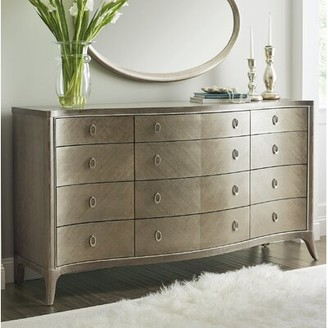 Caracole Compositions Avondale Ash 12 Drawer Dresser