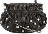 Diane von Furstenberg Textured Leather Crossbody