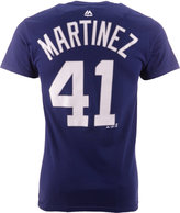 Majestic Men's Short-Sleeve Victor Martinez Detroit Tigers Player T-Shirt