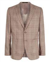 Glen Check Modern Jacket