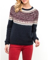 Lee Jacquard Knit Jumper