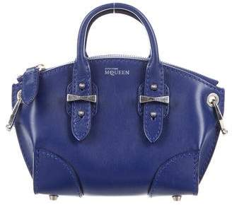 Alexander McQueen Mini Legend Satchel