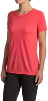 Icebreaker Tech Lite TBC T-Shirt - Merino Wool, Short Sleeve (For Women)