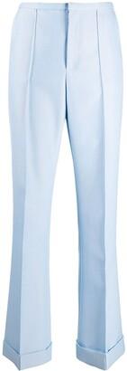 Philosophy di Lorenzo Serafini Flared-Leg Tailored Trousers
