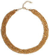 New York & Co. Chain-Link Torsade Necklace