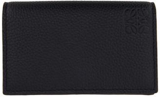 Loewe Black Business Bifold Card Holder