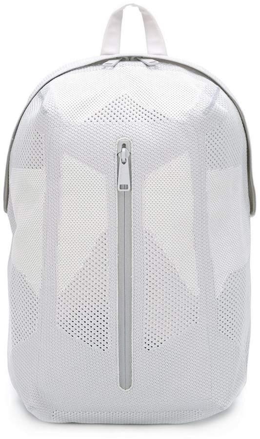 Herschel vertical zip backpack