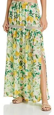 PQ Swim Mila Maxi Skirt Swim Cover-Up