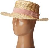 Lack of Color - Pink Velour Caps