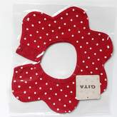 WINOMO Baby Bibs Waterproof Bibs Saliva Towels (Red Dots)