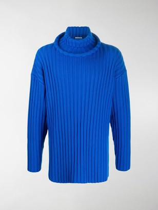 Balenciaga Turtleneck Knitted Jumper