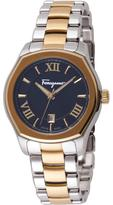 Salvatore Ferragamo Lungarno Collection FQ1950015 Men's Stainless Steel Quartz Watch