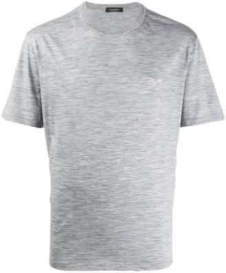Ermenegildo Zegna short sleeved wool T-shirt