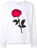 Carhartt Radio Club printed sweatshirt - women - Cotton - S