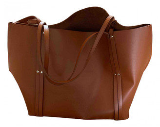 Hill & Friends Brown Leather Handbags