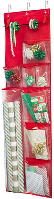 Honey-Can-Do Over-The-Door Wrapping Paper Organizer