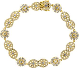 BUDDHA MAMA Diamond Mandala Station Bracelet