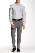 "Louis Raphael Slim Fit Micro Stripe Pant - 30-34"" Inseam"