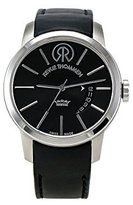 Revue Thommen Men's 105.01.02 METRO - Lifestyle Analog Display Swiss Automatic Black Watch