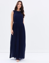 Oasis Roll Neck Embellished Maxi