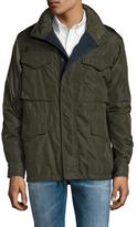 Moncler Danick Stand Collar Field Jacket