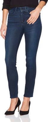 NYDJ Women's Petite Size Alina Legging Jeans in Smart Embrace Denim