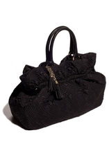 The Limited Quilted Satchel