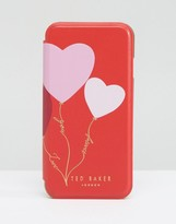 Ted Baker Heart Motif iPhone Case