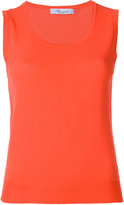 Blumarine sleeveless top - women - Polyamide/Viscose - 44