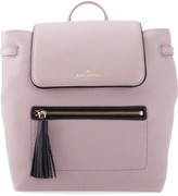 Kate Spade Almondine Kacy Chester Street Leather Backpack