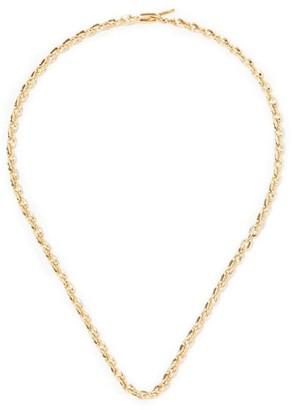 Lizzie Mandler - 18kt Gold Chain-link Choker - Yellow Gold