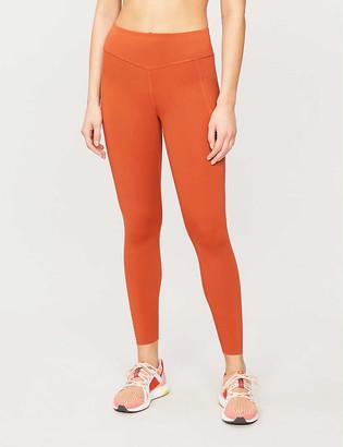 Varley Figueroa high-rise stretch-jersey leggings