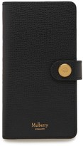 Thumbnail for your product : Mulberry iPhone X/XS Flip Case Black Cross Grained Leather