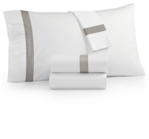 Charter Club Sleep Luxe 800 Thread Count, Fashion Hem 4-pc Full Extra Deep Sheet Set, 100% Cotton Sateen, Created for Macy's Bedding