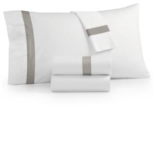 Charter Club Sleep Luxe 800 Thread Count, Fashion Hem Pillowcase Pair, 100% Cotton Sateen, Created for Macy's Bedding