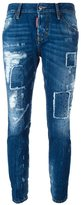 DSQUARED2 'Cool Girl' jeans - women - Cotton/Polyester - 42