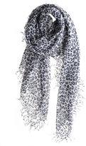 Calypso Leopard Scarf