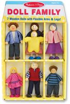 Melissa & Doug Doll Family Set