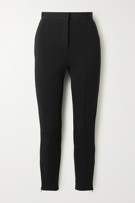 Altuzarra Buddy Stretch-cady Skinny Pants - Black